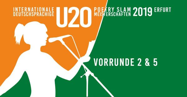 Poetry Slam u2019 Vorrunde 2 + 5