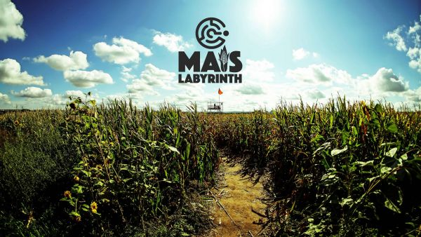 22.08.2020 Open Air Poetry Slam Maislabyrinth