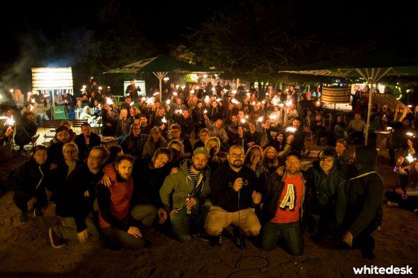 08.09.2018 - Poetry Slam Open Air im Maislabyrinth Erfurt