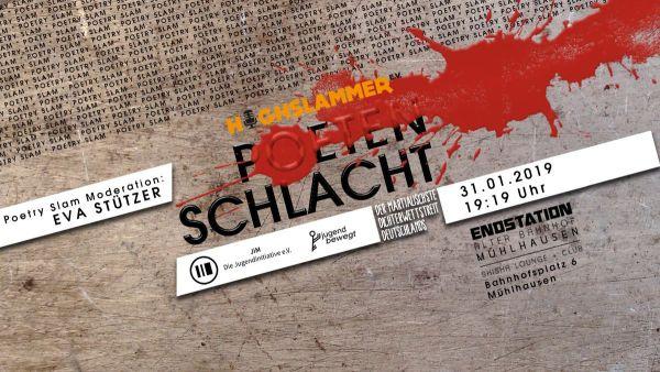 8. Poetenschlacht Mühlhausen